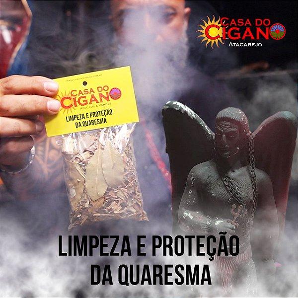 Banho de Erva - PROTEÇÃO DE EXU MORCEGO PARA QUARESMA