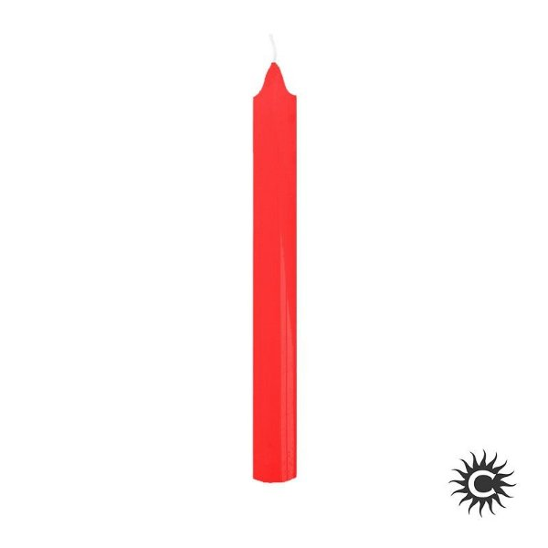 Vela - Palito - UNIDADE - Vermelho