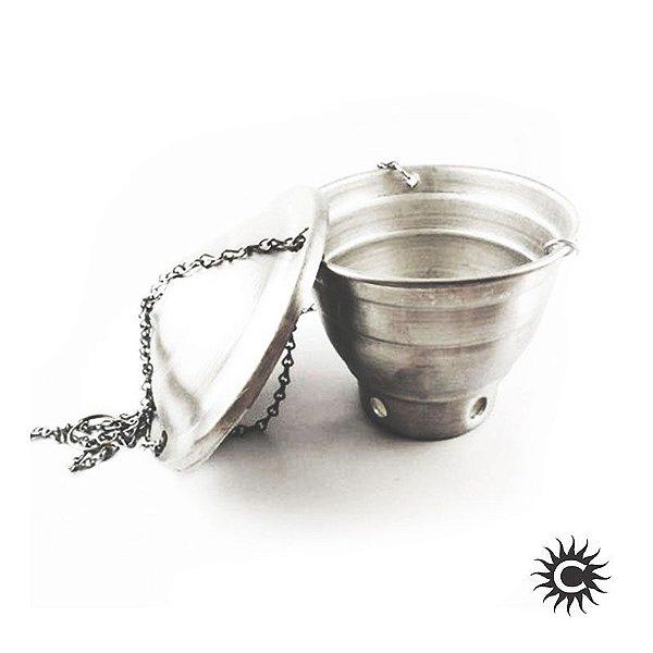 Turibulo - Alumínio - Incensório