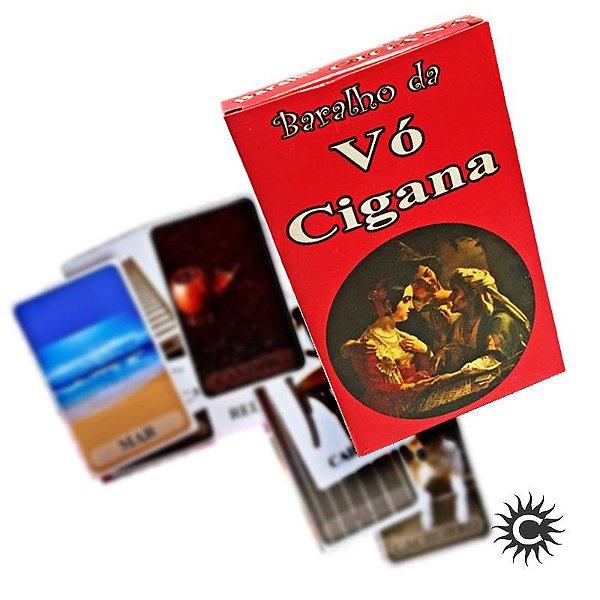 Tarô - Baralho da Vó Cigana