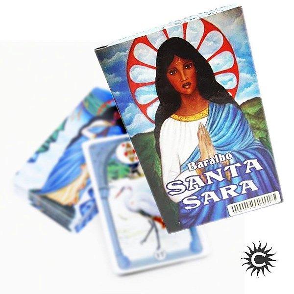 Tarô - Baralho Santa Sara