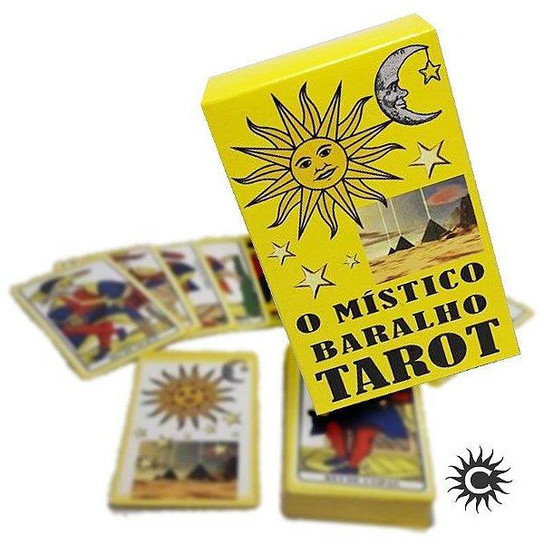 Tarô - Baralho o Mistico