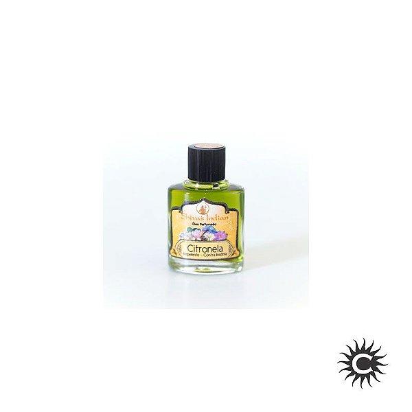 Essência - Shivas Indian - 9ml - Citronela