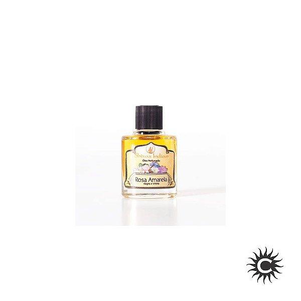Essência - Shivas Indian - 9ml - Rosa amarela