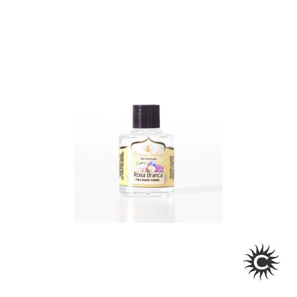 Essência - Shivas Indian - 9ml - Rosa branca