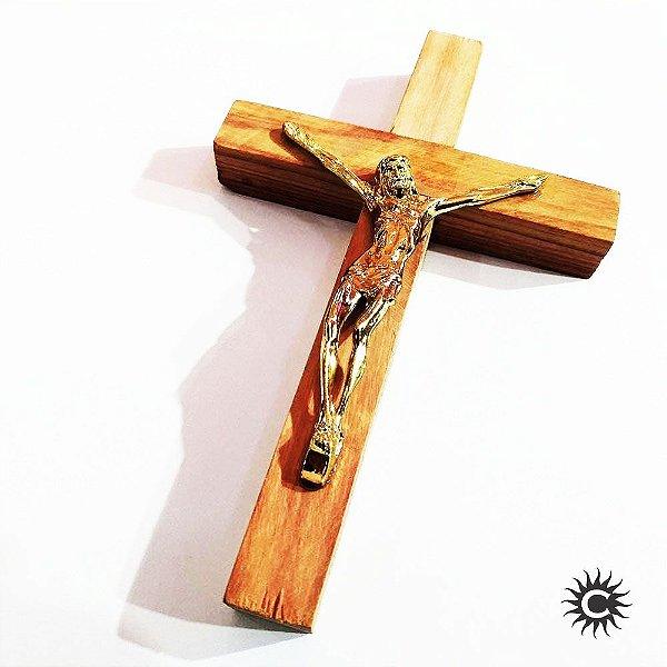 CRUCIFIXO COM JESUS GRANDE