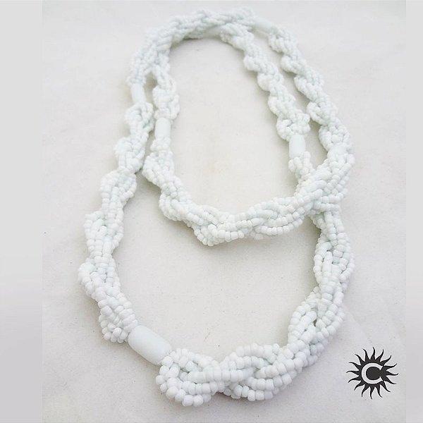 Brajá - 6 Fios - Opaco - Branca