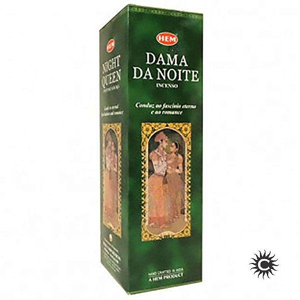 Incenso Hem - DAMA DA NOITE  - BOX com 25 caixas