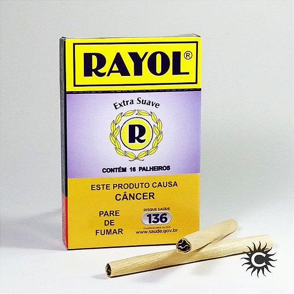 Cigarro de Palha - Rayol - Extra Suave