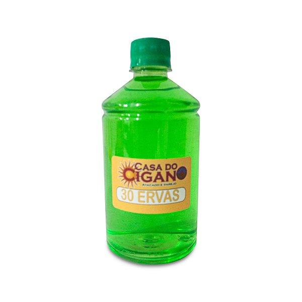 Banho Liquido - 30 ERVAS 500 ml