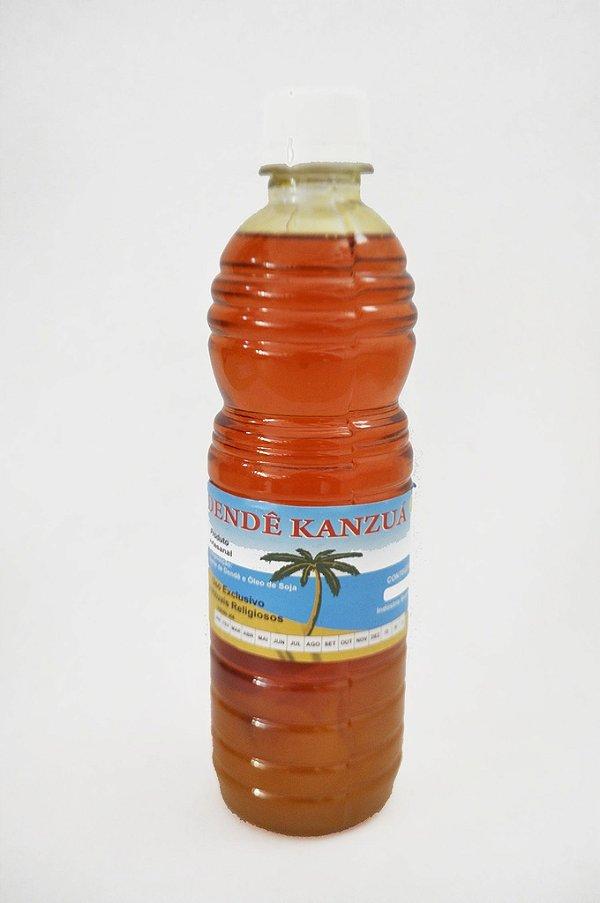 Azeite De Dendê 500ml - Kanzuá