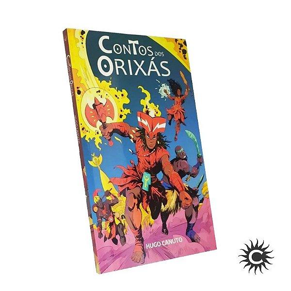 Livro - Quadrinho - Conto dos Orixás