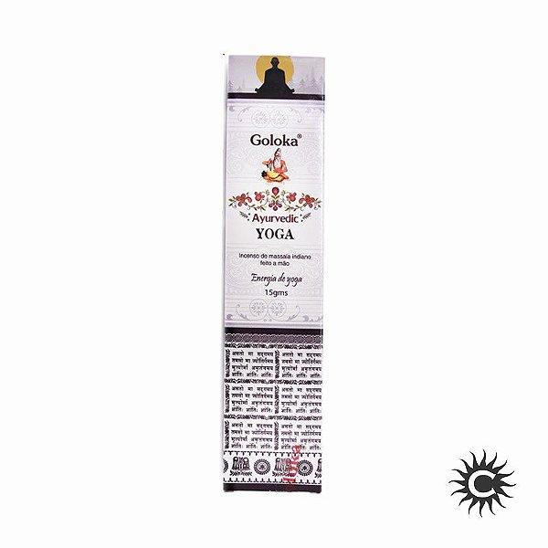 Incenso - Goloka - Ayurvedic - Yoga