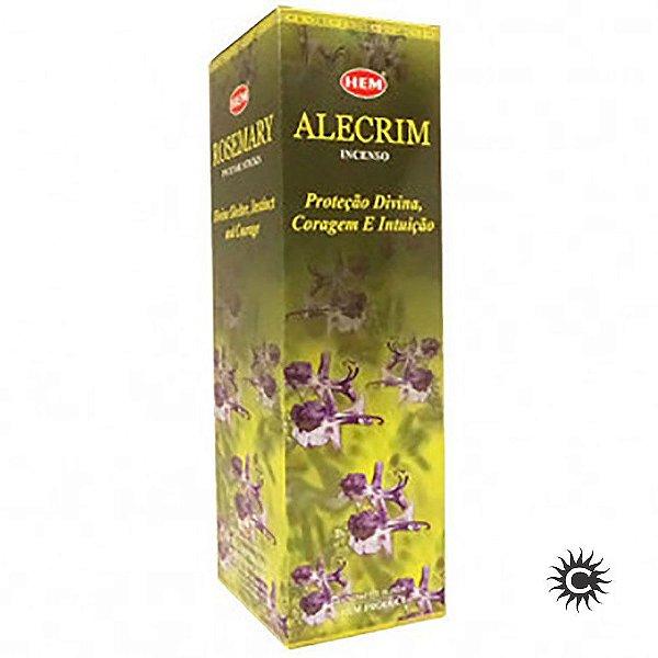 Incenso - HEM - BOX com 25 caixas - ALECRIM