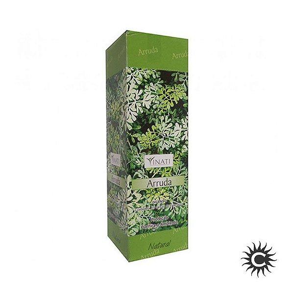 Incenso - VINATI - BOX com 25 caixas - ARRUDA