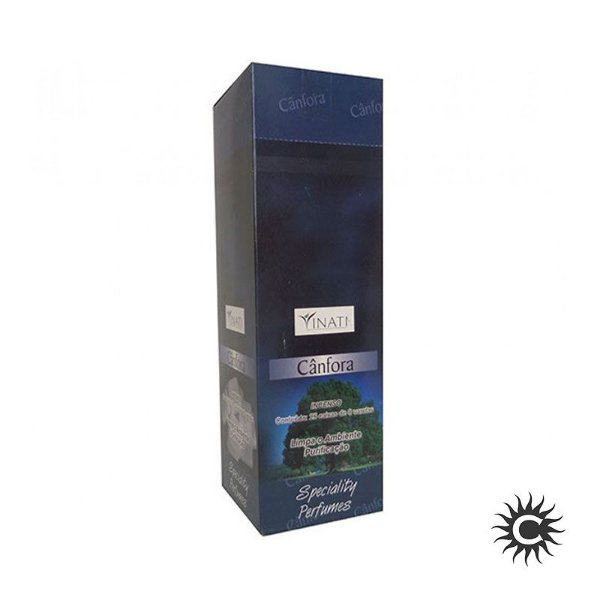 Incenso - VINATI - BOX com 25 caixas - CANFORA