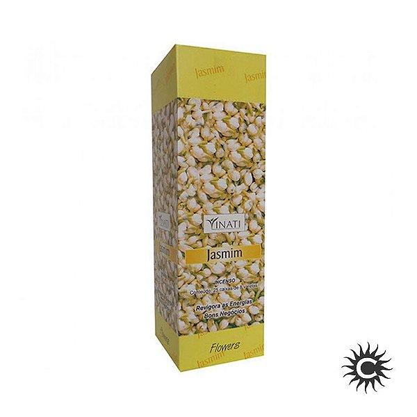 Incenso - VINATI - BOX com 25 caixas - JASMIM