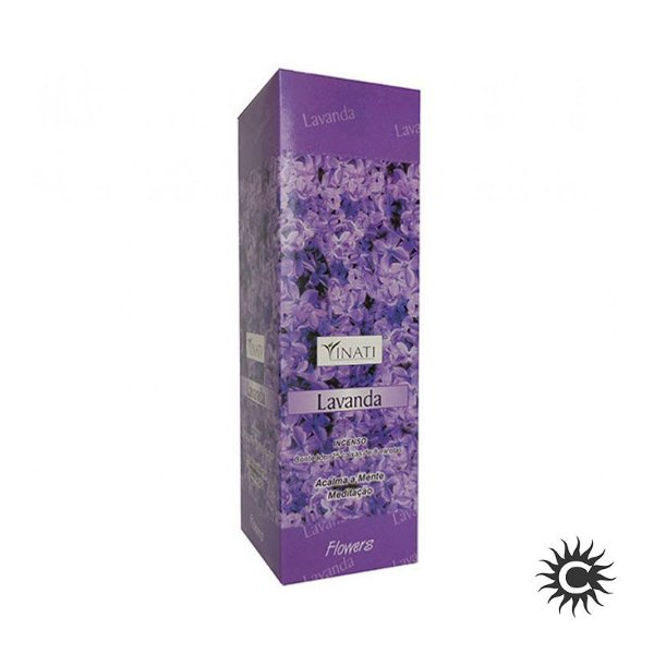Incenso - VINATI - BOX com 25 caixas - LAVANDA