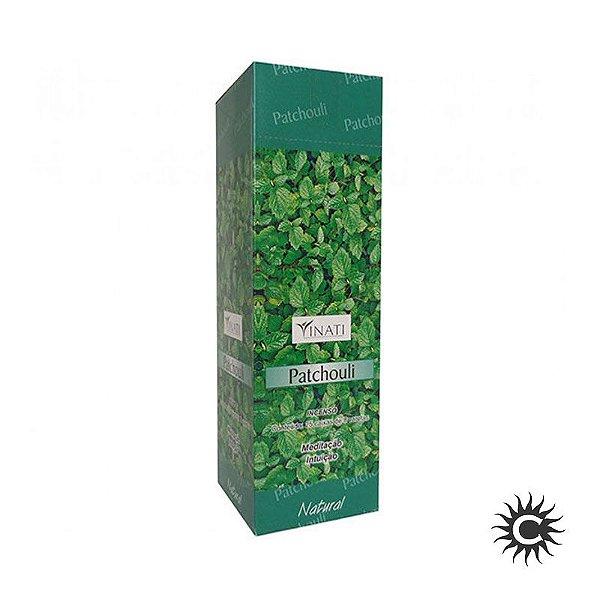 Incenso - VINATI - BOX com 25 caixas - PATCHOULI