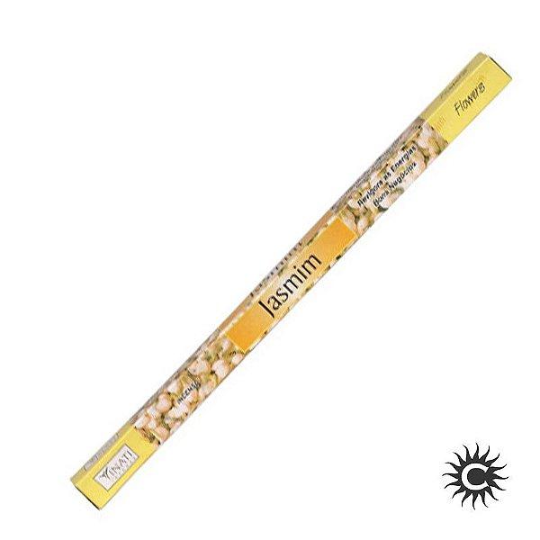 Incenso - VINATI - Caixa com 8 varetas - JASMIM