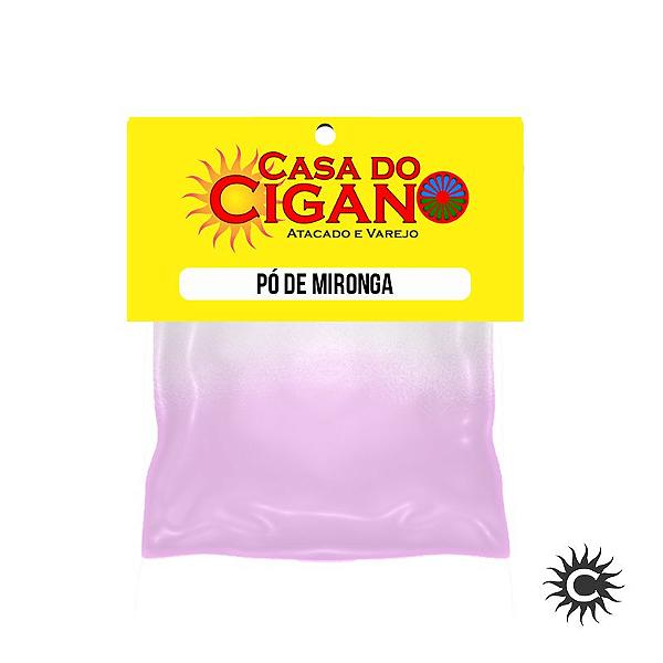 Pó de Mironga - Exú