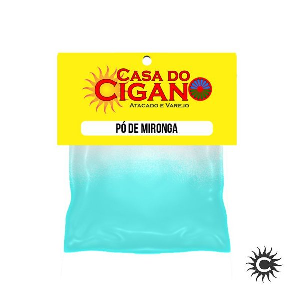 Pó de Mironga - Cigano