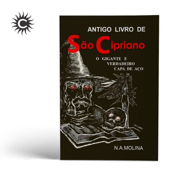 Livro - São Cipriano - Livro de Aço