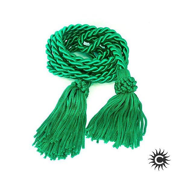Cordão de São Francisco - Fiel - Verde