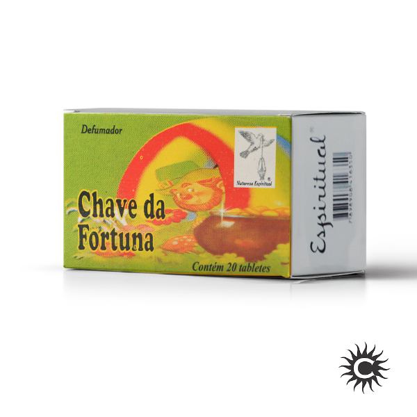 Defumador - Chave Da Fortuna