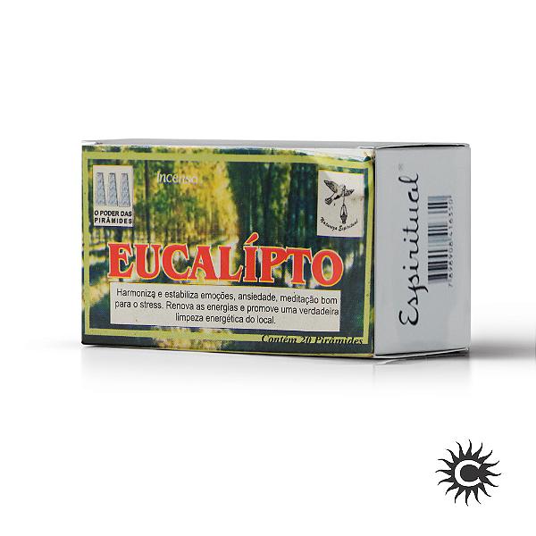 Defumador - Eucalipto
