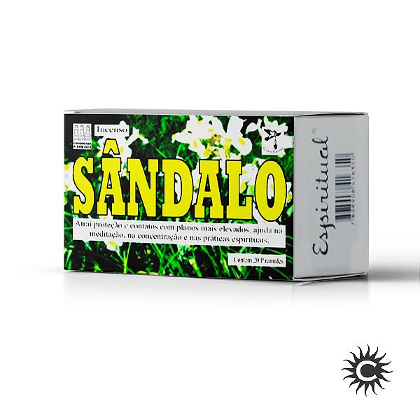Defumador - Sândalo
