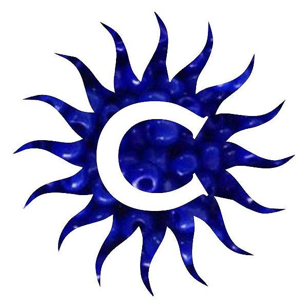 Missanga - Leitosa - 100g - Azul Escuro