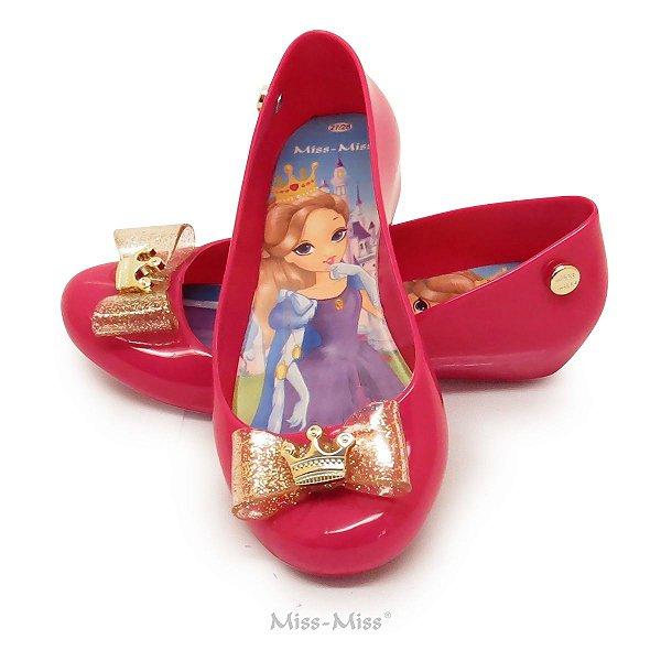 Sapatilha Infantil Princess - Pink
