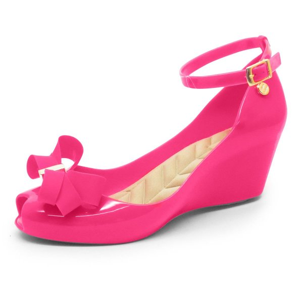 Anabela Miss-miss 17 Laço Mota - Pink