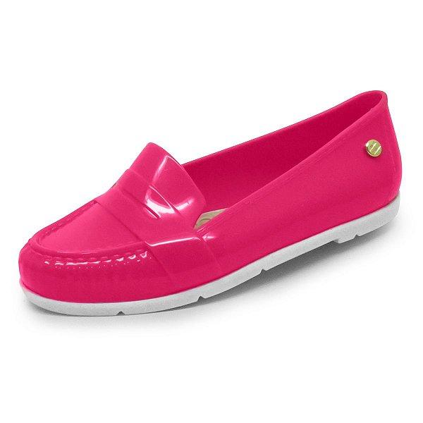 Mocassim Verniz Bright Miss-Miss | Pink