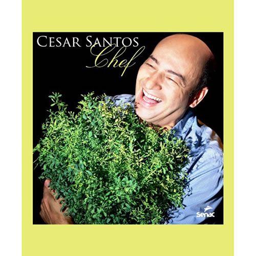 Chef Cesar Santos, 1ª Ed