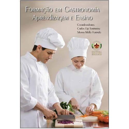 Formação em gastronomia aprendizado e ensino