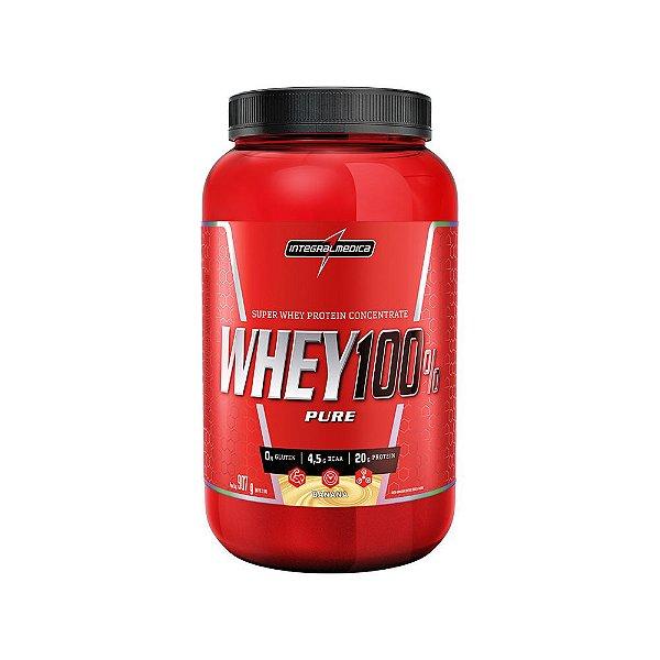 Whey 100% Pure 907g - Integralmédica