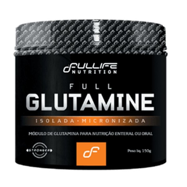Glutamina 150g - Fullife