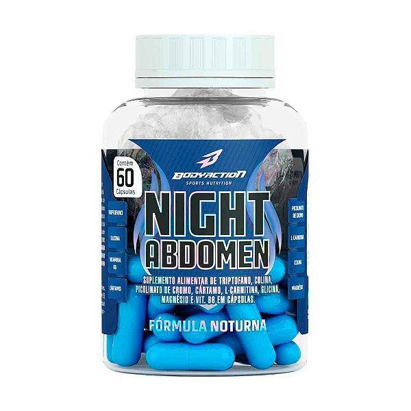 Night Abdomen 60caps - Body Action