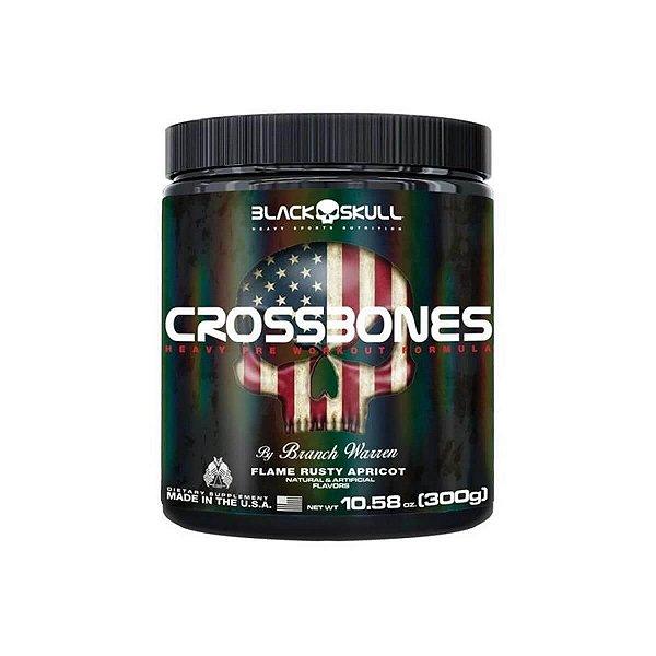Cross Bones 300g - Black Skull