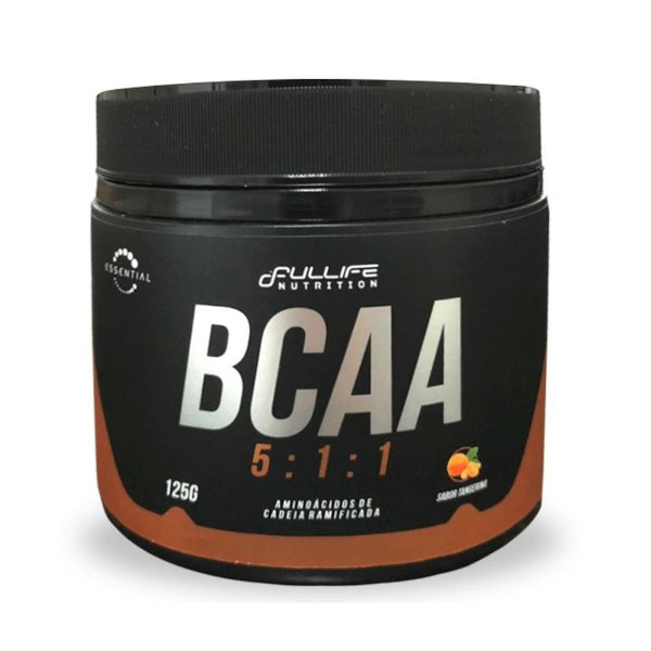 BCAA 5:1:1 125g - Fullife Nutrition