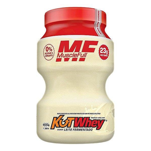 KUT WHEY (Leite Fermentado) 900g - Muscle Full