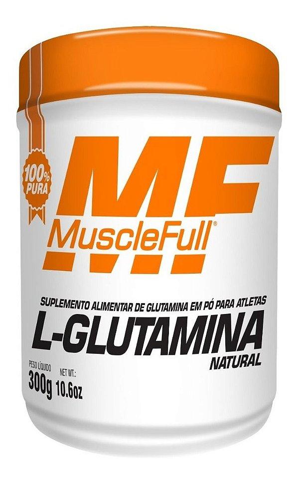 L-Glutamina 300g - Muscle Full