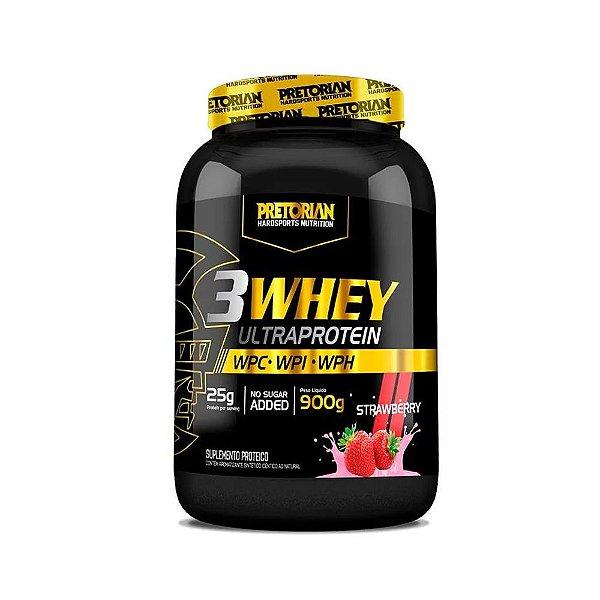 3Whey Ultra Protein 900g - Pretorian