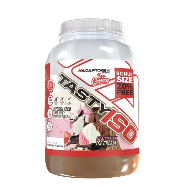 Tasty Iso 945g - Adaptogen Science
