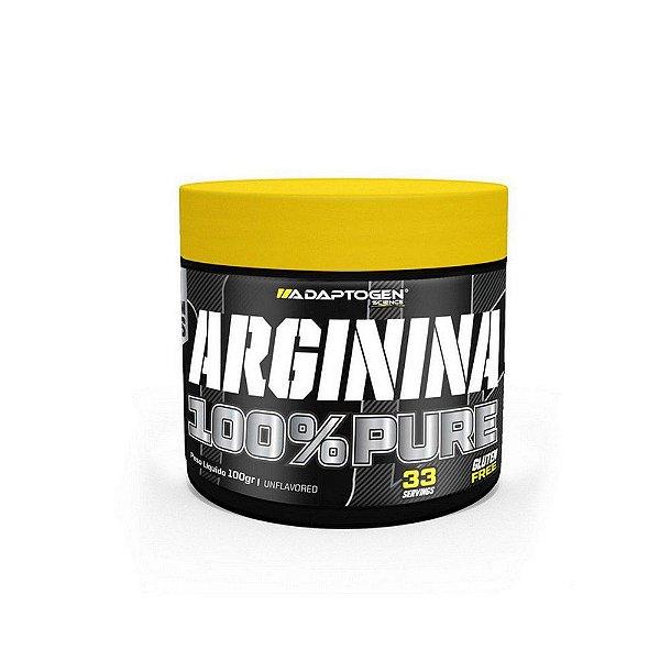 Arginina Platinum Series 100g - Adaptogen Science