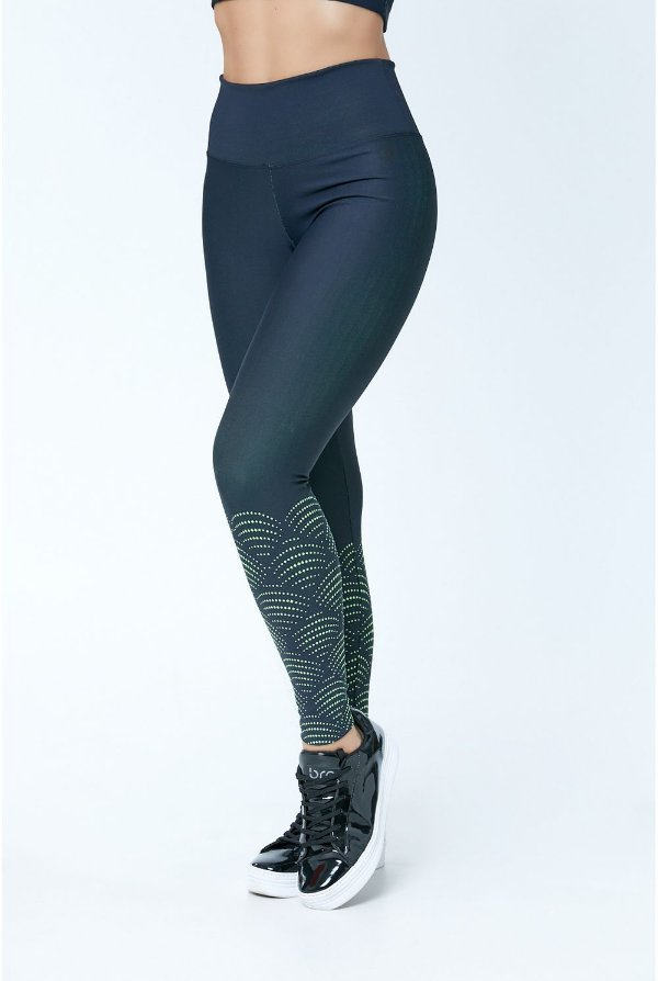 LEGGING MATRIX EMN CITRUS BRO FITWEAR