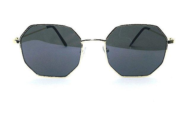 Oculos de Sol Shander - Armação Octagonal