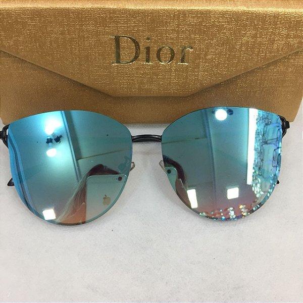 879261c80 Óculos de Sol Oval / Dior - Griffe dos Olhos | Replicas Óculos de ...